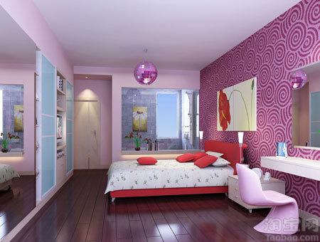 10平方卧室装修图之日式