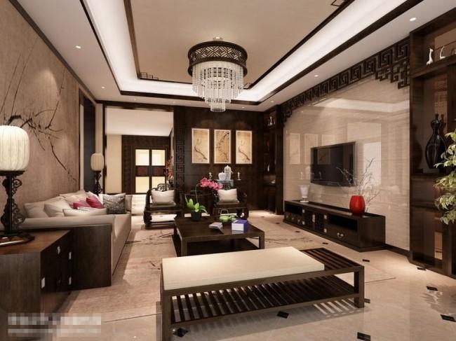 小户型客厅,一套三人沙发加茶几的摆放方式太规整,可以灵活加入鼓凳制造变化。非常适合中式现代风格装修配饰。不适合加入块头大的家具,否则小客厅就很拥堵了。 1、三人沙发+鼓凳    小户型客厅,一套三人沙发加茶几的摆放方式太规整,可以灵活加入鼓凳制造变化。非常适合中式现代风格装修配饰。不适合加入块头大的家具,否则小客厅就很拥堵了。 2、圈椅组合+双人沙发    一套具有中式传统风格的圈椅加一个双人沙发的组合,是小面积客厅里最简单的组合方案。双人沙发摆放在与电视柜相对的墙面上,而圈椅组合则摆在双人沙发的侧面。事