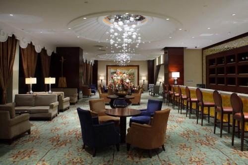 成都软装公司 关于酒店设计的餐厅酒吧设计